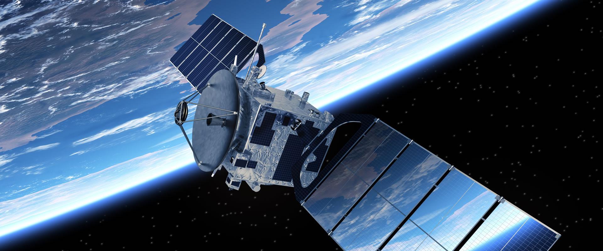 Satellite espace