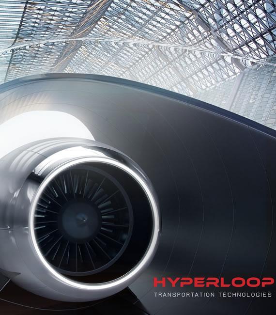 Nos pôles d'excellence - Hyperloop TT
