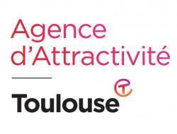Logo de l'Agence d'attractivité de Toulouse Métropole