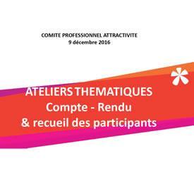 Ateliers thématiques - CPA